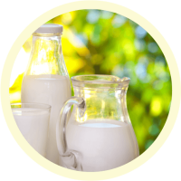 Farm Fresh Organic Products, Farm Organic Cow Milk