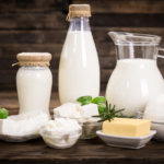 Benefits Of Drinking Milk And Eating Milk Products