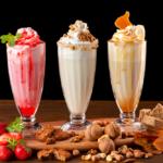 Yummy Homemade Organic Milkshakes